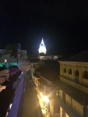 Cartagena at Night