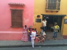Cartagena Colors