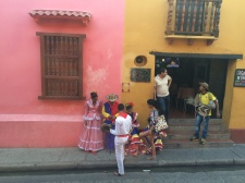 Cartagena Colors