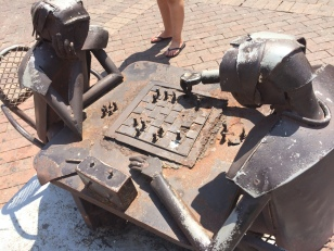 Cartagena Metal Chess
