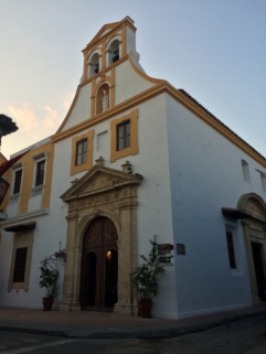 Church Cartagena