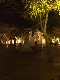 Parque de Los Novios Dark Corner