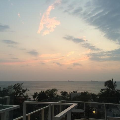 Playa Ritmo Rooftop Sunset