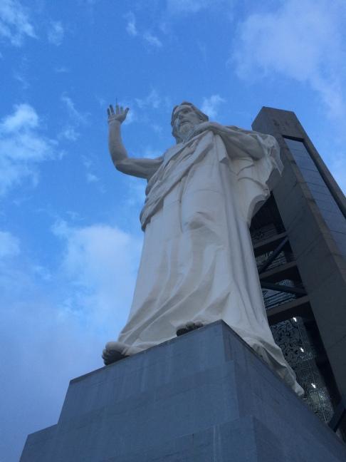 Bucaramanga Statue
