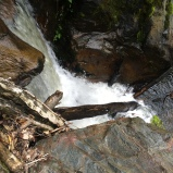 Hiking Waterfall