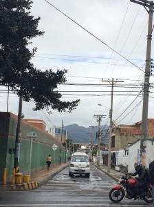 La Palestina and Minuto Street